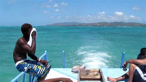 glass bottom boat tours tobago glass bottom boat tobago youtube