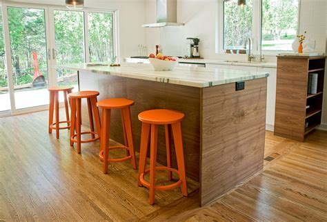 Norm Outdoor Bar Stool at Counter Height   Loll Designs