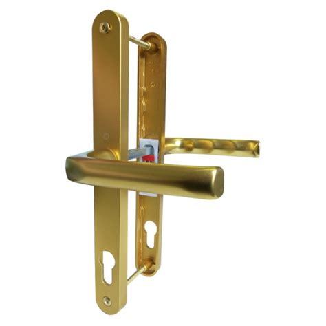 door handles upvc front doors upvc door handle no 20 92mm centres spindle to
