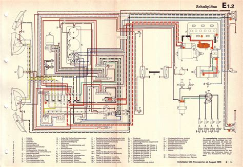 vw 1972 wiring diagram vw free engine image for user