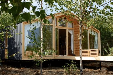 prefab cabins beautiful homes  cost