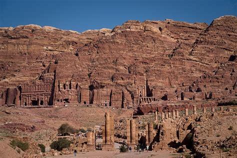 imagenes jordania petra jordania