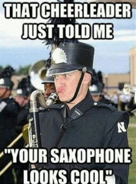 Funny Band Memes - bass clarinet you filthy little mudblood corpset