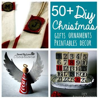 over 50 of the best diy christmas decor and gifts you can