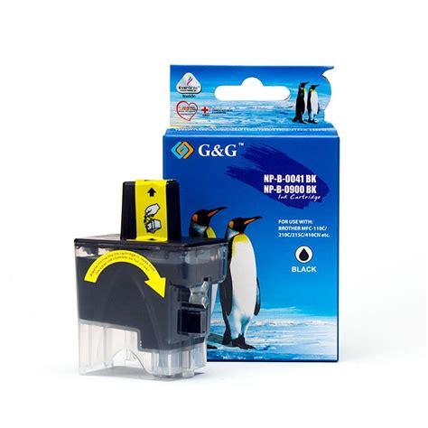 G Toner lc41bk compatible black ink cartridge g g at