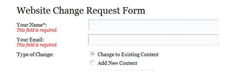 jquery tutorial for validation 10 jquery form validation techniques and tutorials
