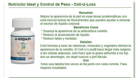 Cell U Loss Diet merindades nutrici 243 n tabletas de vitaminas minerales y hierbas
