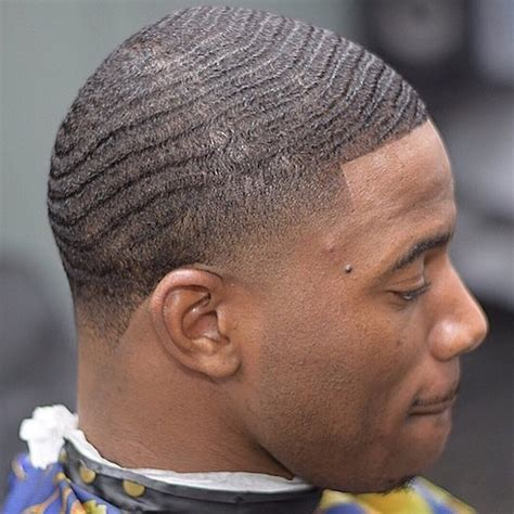 drop fade haircut with waves drop fade haircut with waves hairs picture gallery