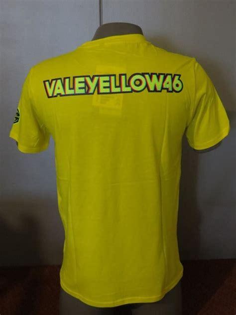 Tshirt Vale 46 valentino 46 valeyellow t shirt