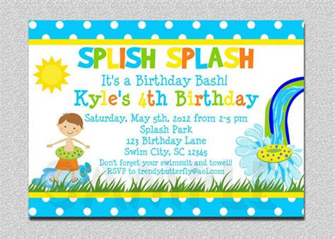 boy birthday invitation card template 18 birthday invitations for free sle templates
