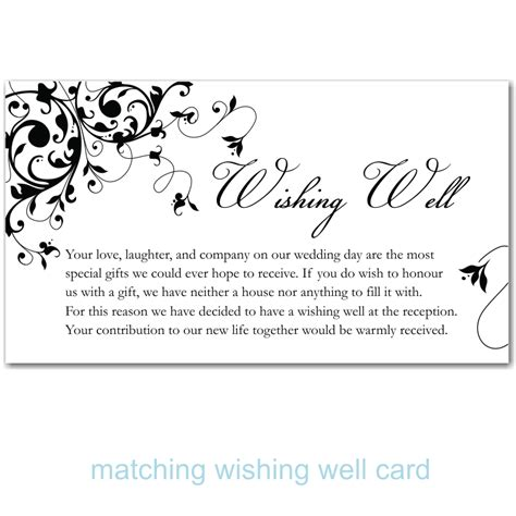 thank you wording for wedding gift of money wedding thank you note wording wedding thank you note