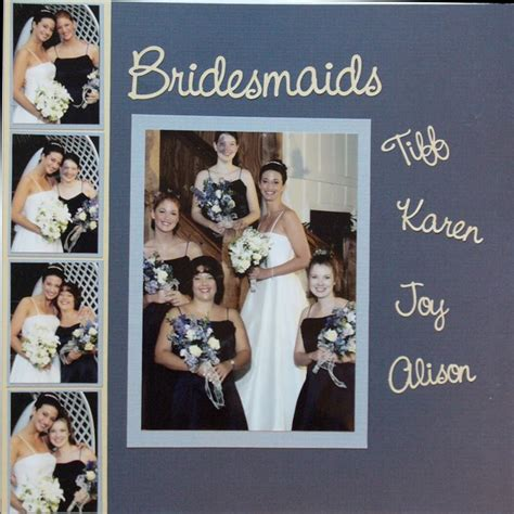 Wedding Album Scrapbook Ideas by 279 Best Wedding Scrapbook Layouts Images On