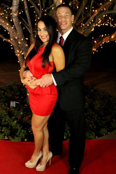 nikki bella and john nikki bella and john cena wwe photo 32911298 fanpop
