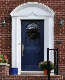 door color for brick house the thrifty home 86th pinching door color