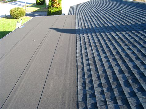 Flat Roof Slope Low Slope Flat Roofing Solutions