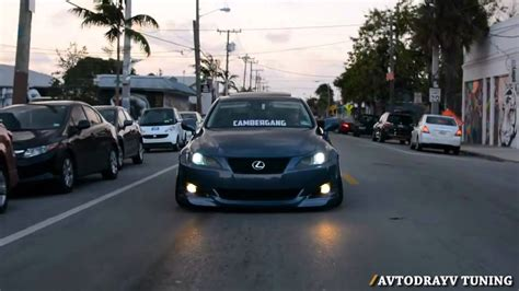 tuned lexus is 250 обзор lexus is 250 sr cambergang спорт пакет для седана