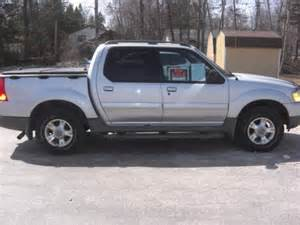 Ford Explorer Sport Truck 2002 Ford Explorer Sport Trac Truck For Sale In