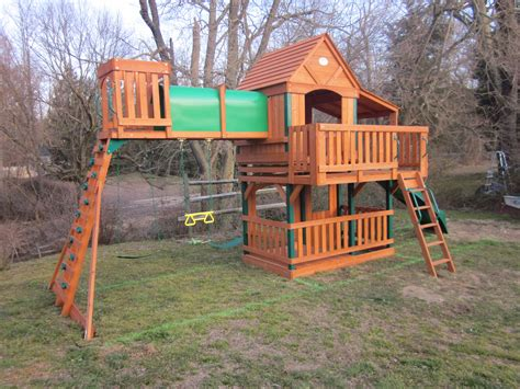 playset swing set swingset installation nj pa de ny ct the assembly