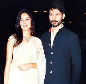 sahid kapur whif photo danvnlod shahid kapoor s wife mira rajput reveals all in first