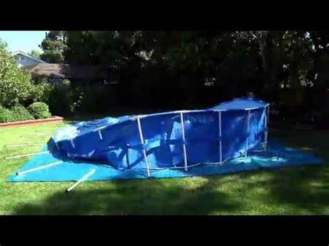 Kolam Renang Oval Frame Pool Set 610 X 366 X 122 Intex 28194 Family 1 oval frame pool set aufbauanleitung doovi