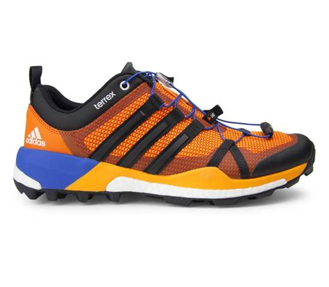 Adidas Sport Rubber Black Orange adidas terrex skychaser s multi functional shoes