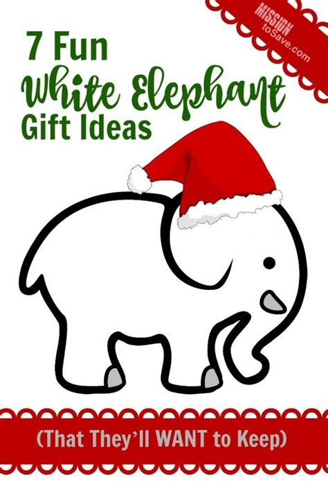 7 fun white elephant gift ideas that they ll want to keep