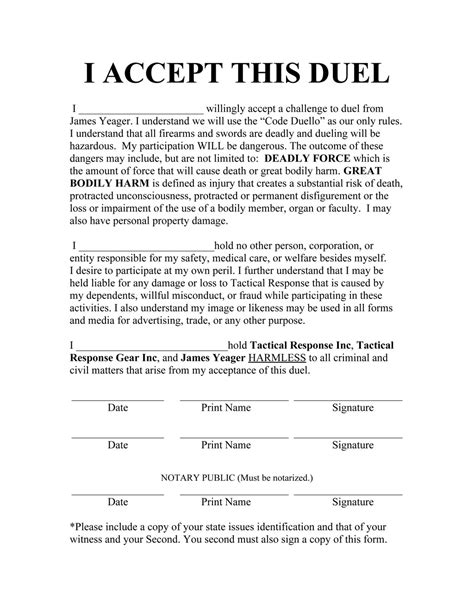 Joint Partnership Agreement Template sign a duel contract and possibly get murdered by james yeager