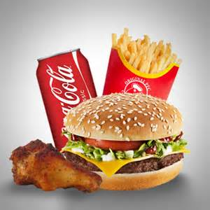 Main Indian Dishes - quarter pounder with cheese meal deal original pfc