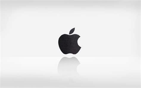 apple wallpaper carbon carbon apple logo wallpaper by iceco0l on deviantart