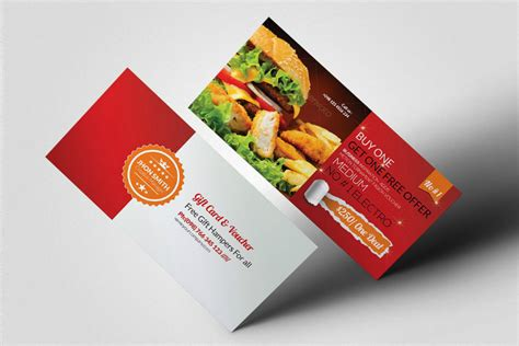 Buy Restaurant Gift Cards - 14 restaurant gift card designs templates psd ai free premium templates