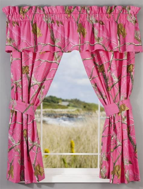 pink realtree camo curtains 53 best camo kitchen appliances decor images on