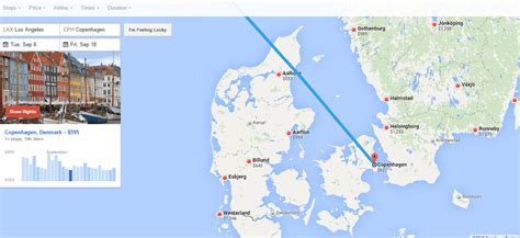 Low Cost Flight Calendar Using Flights