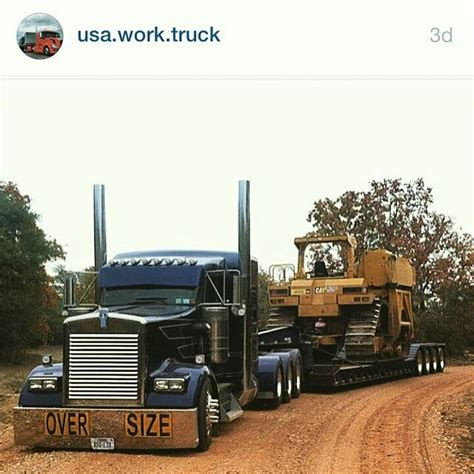 largest kenworth truck 1256 best heavy haul images on pinterest rigs biggest