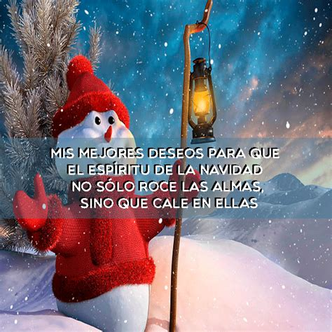imagenes y frases del espiritu de la navidad lindas tarjetas de navidad para whatsapp gratis
