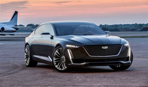 Cadillac Escala may arrive by 2021 The Torque Report