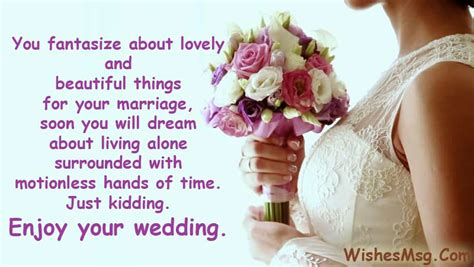Wedding Wishes Msg by Wedding Wishes Quotes And Humorous Messages Wishesmsg