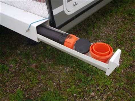 cobalt boats hitch cover adventures with the visa sewer hose storage
