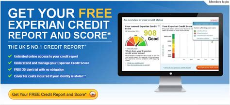 free credit report without credit card free credit reports uk price comparisons money advice