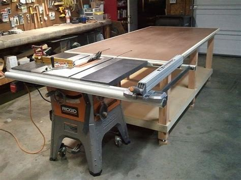 pin  ron wallace  workshop table  woodworking