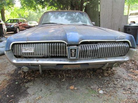 how make cars 1967 mercury cougar spare parts catalogs buy used 1967 mercury cougar complete parts car most parts will fit ford mustang in elgin
