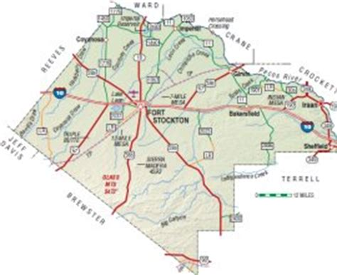 pecos county texas map texas state historical association tsha a digital gateway to texas history