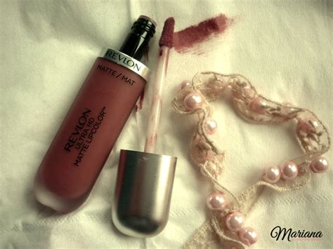 Lipstik Revlon Hd Matte revlon ultra hd matte lipcolor review swatches mariana