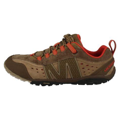 merrell mens walking shoes mens merrell walking shoes venture glove j68813 ebay