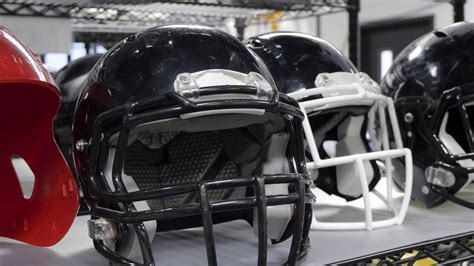 seattle based vicis unveils new design for football how vicis built the zero1 the futuristic football helmet