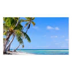 tropical coastline business card zazzle