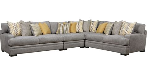 4 Pc Sectional Sofa Sectional Sofas Sacramento Rancho 4 Pc Sectional Sofa