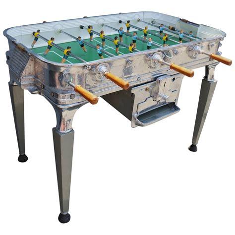 Vintage Foosball Table by Vintage 1960s Estadio Foosball Table For Sale At 1stdibs