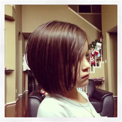 bob haircut young little girl fashion cut i think sophia will rock the bob