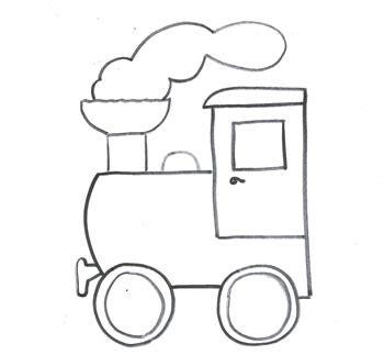 imagenes para colorear un tren dibujo de un tren para colorear british bubbles