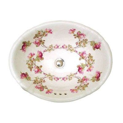 floral bathroom sinks 31 best images about floral hand painted sinks toilets